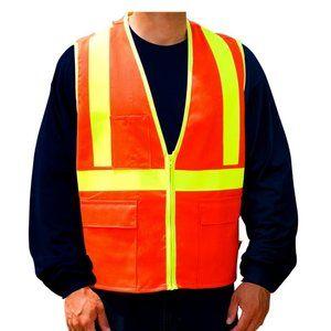 High Visibility Vest, AGO, CSA, Class 2